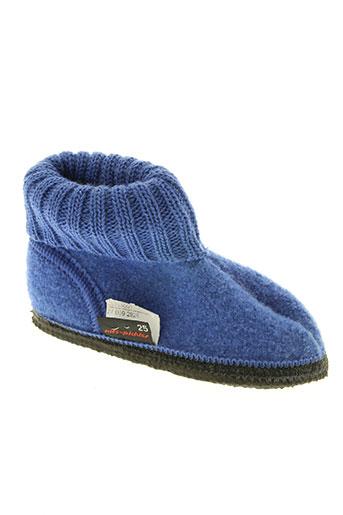 gottstein chaussures enfant de couleur bleu