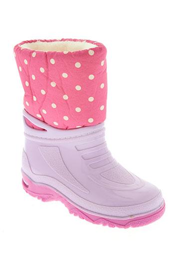 g&g chaussures fille de couleur rose