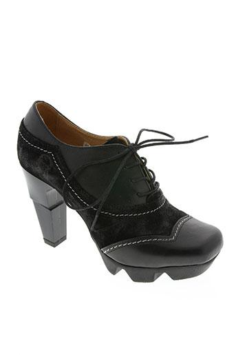 prophecy chaussures femme de couleur noir