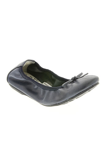 primigi chaussures fille de couleur bleu