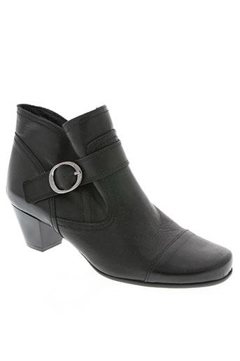 elles-memes chaussures femme de couleur noir