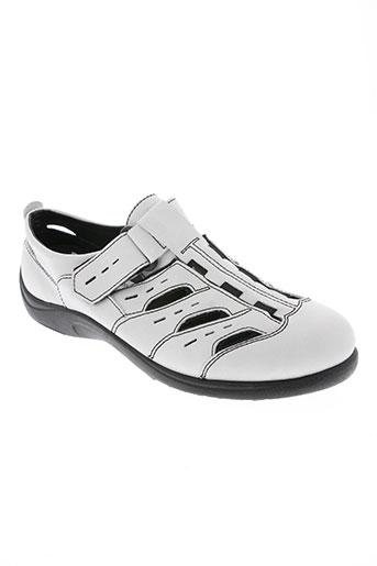 rohde chaussures homme de couleur blanc