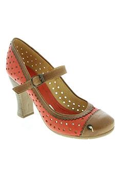 Produit-Chaussures-Femme-GOLD BUTTON