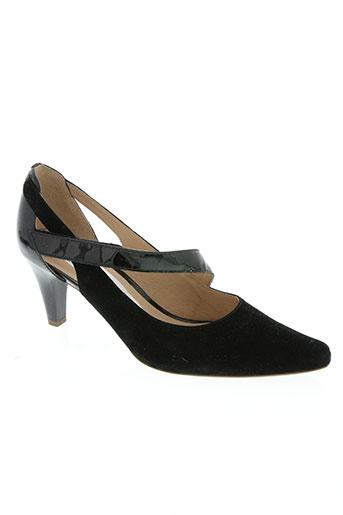 sweet chaussures femme de couleur noir