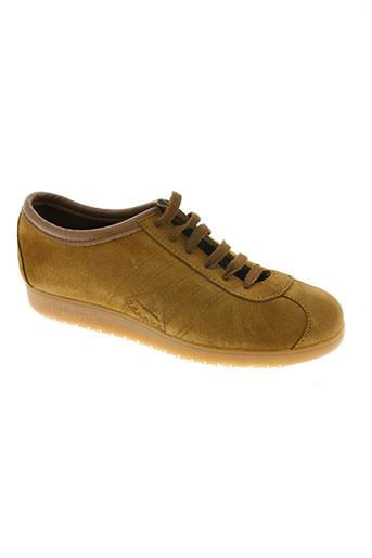 noël chaussures homme de couleur marron