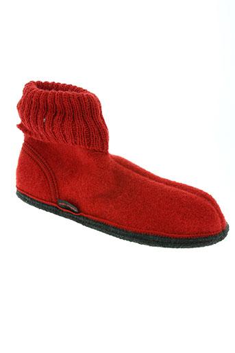 gottstein chaussures homme de couleur rouge