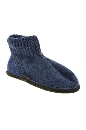 gottstein chaussures homme de couleur bleu
