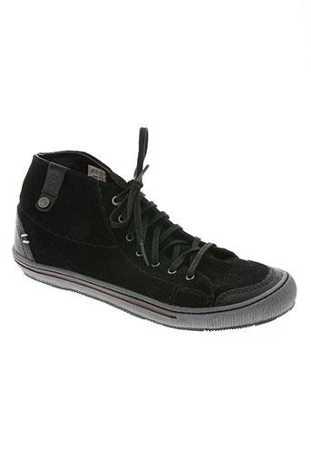 bopy chaussures homme de couleur noir