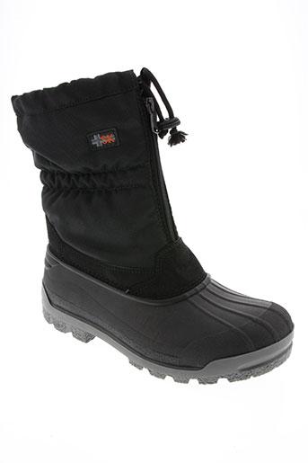 sk chaussures homme de couleur noir
