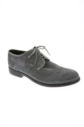 josef seibel chaussures homme de couleur gris