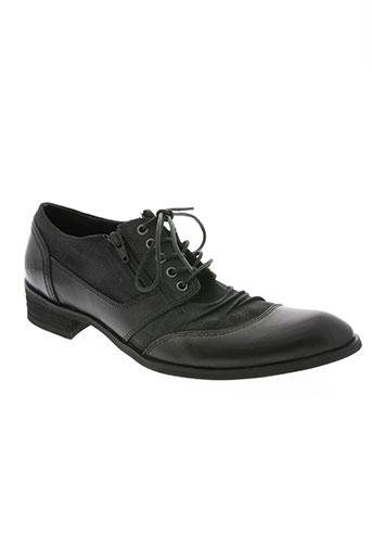 kdopa chaussures homme de couleur noir