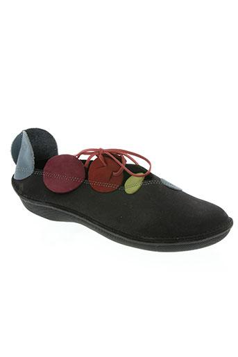 loints chaussures femme de couleur noir