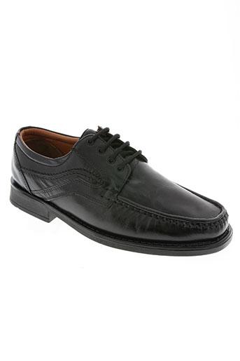 moran's chaussures homme de couleur noir