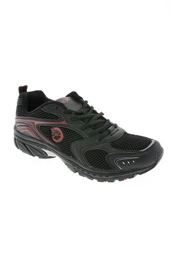 kilwox chaussures homme de couleur noir