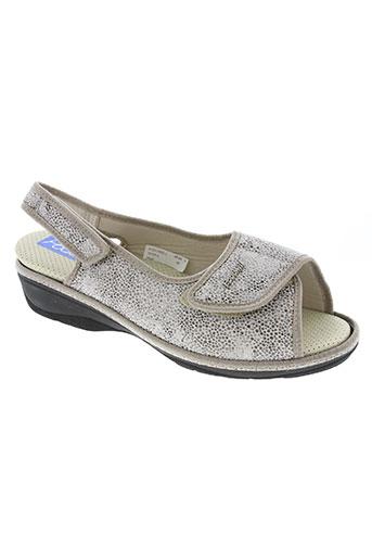 podowell chaussures femme de couleur beige