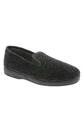 ouf! chaussures femme de couleur gris