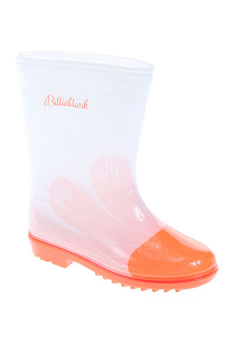 billieblush chaussures fille de couleur orange