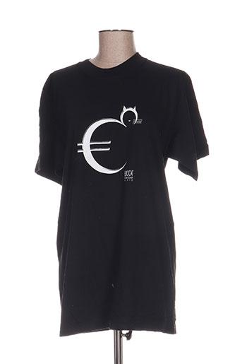 noir/clair t-shirts homme de couleur noir
