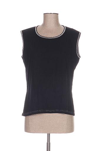 rodam chemises femme de couleur noir