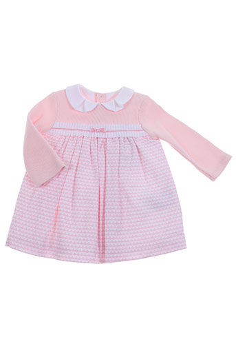 mayoral robes fille de couleur rose
