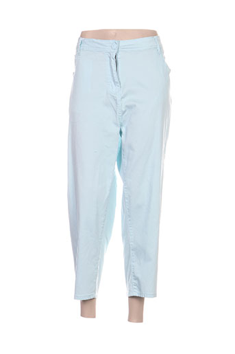 griffon pantacourts femme de couleur bleu