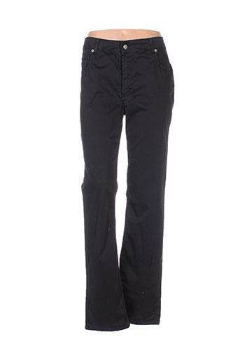 gallice jeans femme de couleur noir