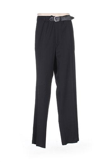 murk pantalons homme de couleur noir
