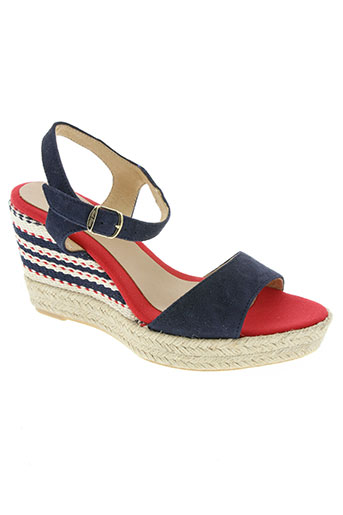 toni pons chaussures femme de couleur bleu