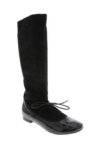 stephane gontard chaussures femme de couleur noir