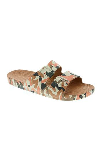 moses chaussures homme de couleur marron