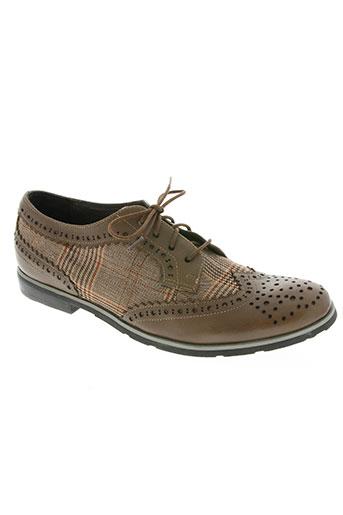 mam'zelle chaussures femme de couleur marron