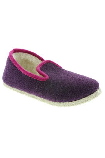 rondinaud chaussures femme de couleur violet