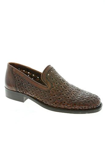 windport chaussures homme de couleur marron