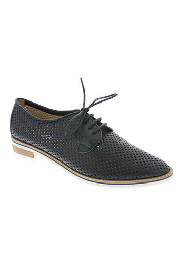gadea chaussures femme de couleur bleu