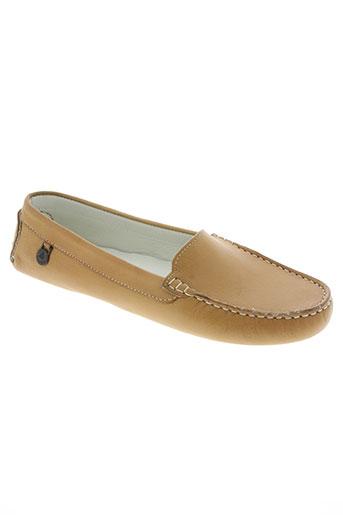 gaastra chaussures femme de couleur beige