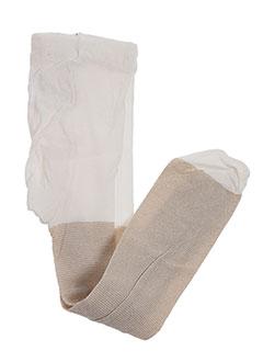 Collants beige 3 POMMES pour fille