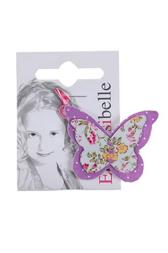 elleestsibelle accessoires fille de couleur violet