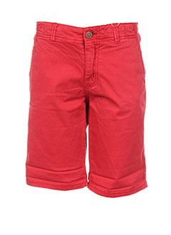 Bermuda rouge GARCIA pour fille