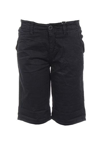 garcia shorts / bermudas fille de couleur noir
