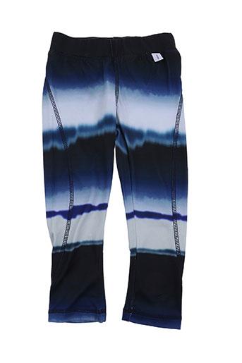Legging bleu MOLO pour fille