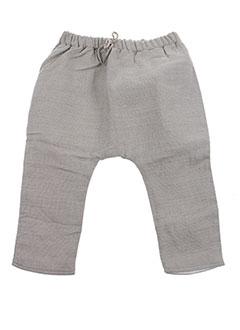 Pantalon casual beige CARREMENT BEAU pour enfant