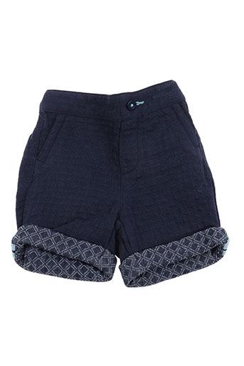 billybandit shorts / bermudas garçon de couleur bleu