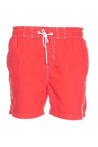 petrol industries maillots de bain homme de couleur rouge