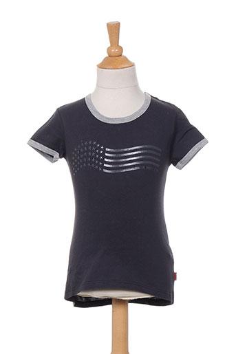 levis t-shirts fille de couleur noir