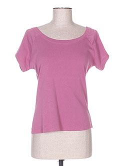 Produit-T-shirts-Femme-AGATHE VELMONT