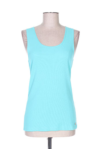 freeman t.porter t-shirts femme de couleur bleu