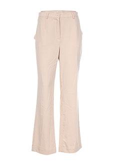 Pantalon chic beige FELINO pour homme