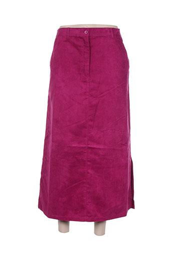 gerard matel jupes femme de couleur violet