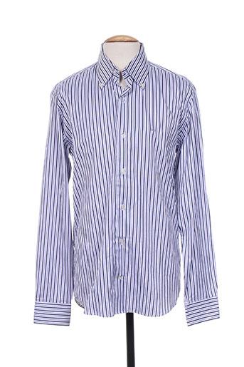 mc gregor chemises homme de couleur violet