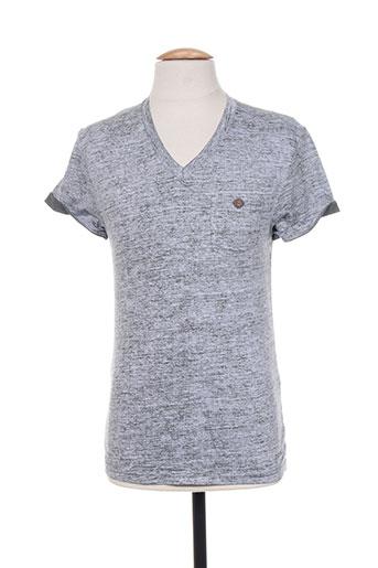 relay jeans t-shirts femme de couleur gris